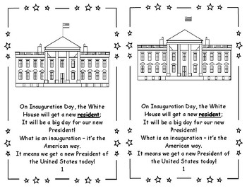 Inauguration Day in the USA