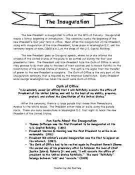 Inauguration FREEBIE