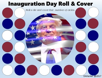 Presidential Inauguration Day 2017-Speech Therapy-Printable Pack- Donald Trump