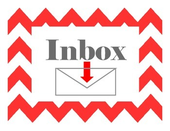 Inbox & Outbox Labels
