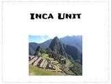 Inca 3 Day Unit