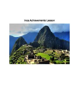 Inca Achievements and Challenges