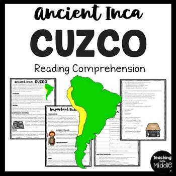 Inca City of Cuzco, Mesoamerica, Ancient Civilizations, Incas, Cusco