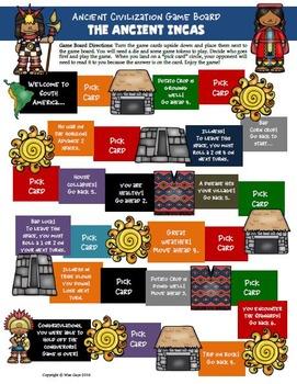 Inca Activities
