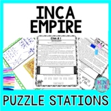 Inca ESCAPE ROOM: Inca Civilization, Machu Picchu and Francisco Pizarro