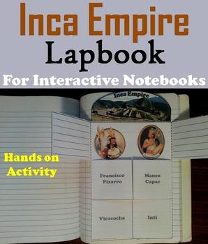 Mesoamerica Civilizations Unit: Inca Empire Activity/ Foldable