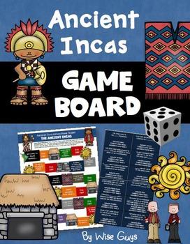 Inca Game Board
