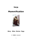 Inca Mummification  (revised 2016)