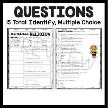 Inca Religion, Mesoamerica, Ancient Civilizations, Inca