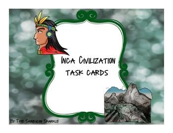 Inca Task Cards