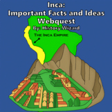 Inca Webquest and Journal Activity (Two Lesson Plans)