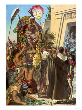 Incamania: A Play about the Conquering of the Inca