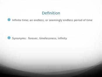 Incantation Vocabulary Chapter 6