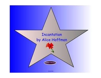 Incantation by Alice Hoffman: SmartBoard Novel Guide