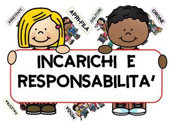 Incarichi e responsabilità
