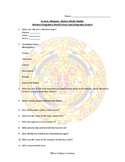 Incas, Mayas, Aztecs Study Guide-  National Geographic Grade 6