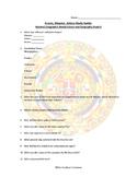 Incas, Mayas, Aztecs Study Guide-  National Geographic Grade 6
