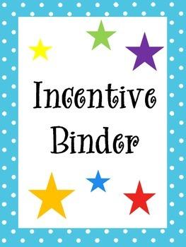 Incentive Binder