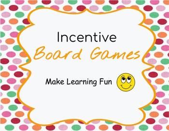 Incentive Board Games
