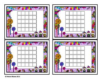 Incentive Chart:  Desktop Candy Theme