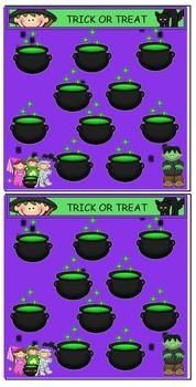 Incentive Chart Halloween 10