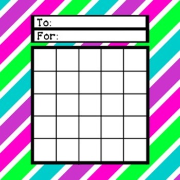 Incentive Charts-17 different patterns