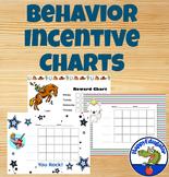 Incentive Behavior Charts - Twenty Different Designs