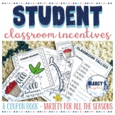 Incentive Chart & Coupon Book for Good Behavior & Rewards Chart