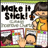 Incentive Charts - Editable