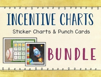 Incentive Charts for the Early Elementary Classroom