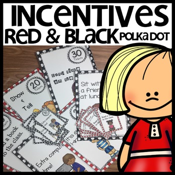 Incentive Coupons (Black and Red)