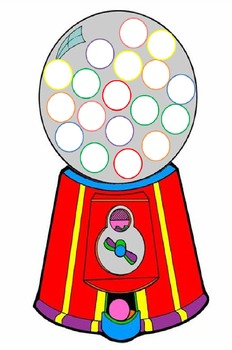 Incentive Gumball machine