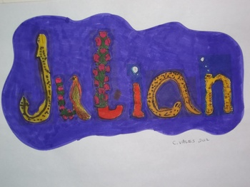 Incentive: Picture name Julian