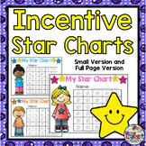Incentive Star Charts - Reward Charts