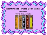 Incentive and Reward Book Marks (Animal Prints)