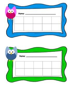 Incentive/Behavior Charts