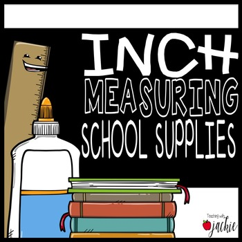 Inch Measurement Task Cards