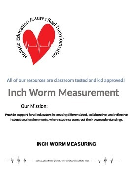 Inch Worm Measurementf