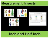 Inch and Half-Inch: Measurement Insects