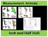 Inch and Half-Inch: Measurement Animals