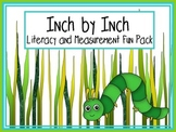 Inch by Inch Literacy and Measurement Fun Pack distance learning