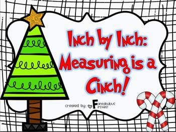 Inch by Inch:  Measuring is a Cinch!
