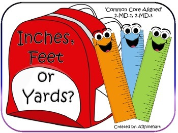 Inches, Feet or Yards?