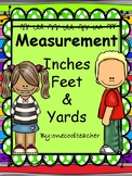 Inches, feet, and yards