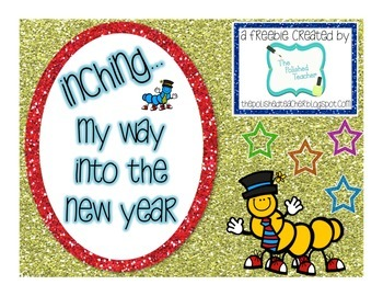 Inching My Way Into The New Year: Making Resolutions for Kids