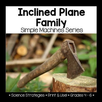 Inclined Plane Family - Exploratory Learning Lesson
