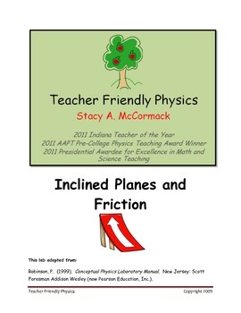 Inclined Planes and Friction
