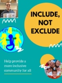 Include, not exclude
