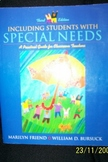 Including Students with Special Needs: A Practical Guide for Teachers