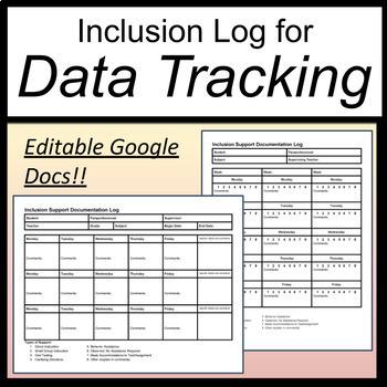 Documentation Log Worksheets Teaching Resources Tpt